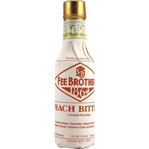 Peach Cocktail - Fee Brothers Peach Bitters 5oz