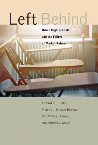 Math Standards School High (Left Behind: Urban High Schools and the Failure of Market Reform)