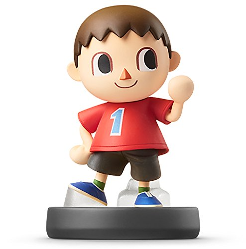 Villager amiibo Japan Super Smash Bros