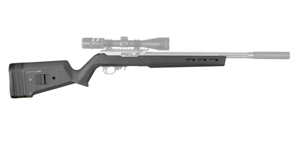 Magpul Hunter X-22 Stock for Ruger 10/22, Gray by Magpul