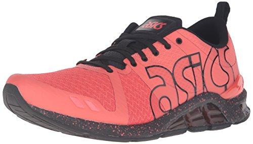 ASICS Mens Gel-Lyte One Eighty Fashion Sneaker Hot Coral/Black Ca8mYWvdn