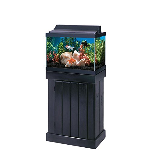 All Glass Aquarium AAG51020 Pine Cabinet only, 20-Inch by All Glass Aquariums