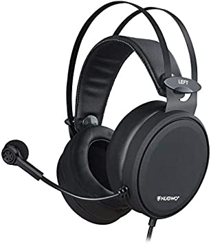 NUBWO - Auriculares para Videojuegos PS4, N7 Stereo Xbox One, con ...
