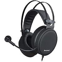 NUBWO N7D Gaming Headset, Svart