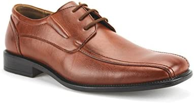 Delli Aldo M-18529 Mens Lace Up Dress Classic Oxford Shoes w/Leather Lining