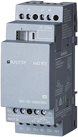 Siemens 6ED1055-1MA00-0BA2 alimentación del relé - Relé de potencia (12-24 V)