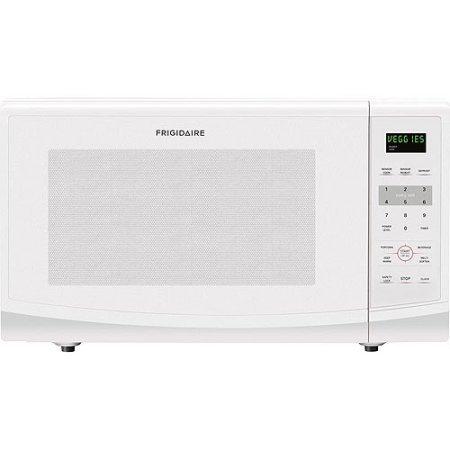 Frigidaire 2.2 Cu Ft 1200W Countertop Microwave Oven, White /Model: FFCE2238LW