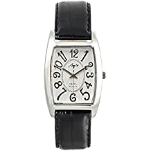 Wrist Watch Luch by Franck Muller Arabic Numerals Japanese Quartz Movement 1656M Barrel White Dial
