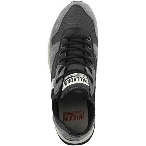 Asphalt eon Army black Sneaker 05682 022 Ax Uomo anthracite Palladium Runner npFqZUxw
