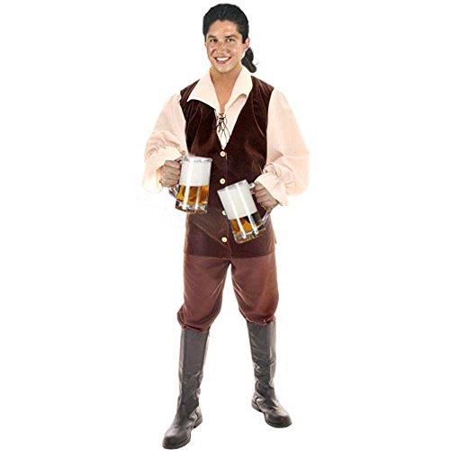 Men's Samuel Adams Beer Costume (Size: Standard