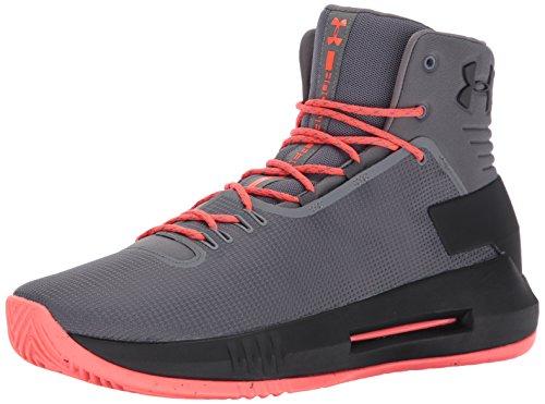 Under Armour Boys' Grade School Mid K Basketball Shoe