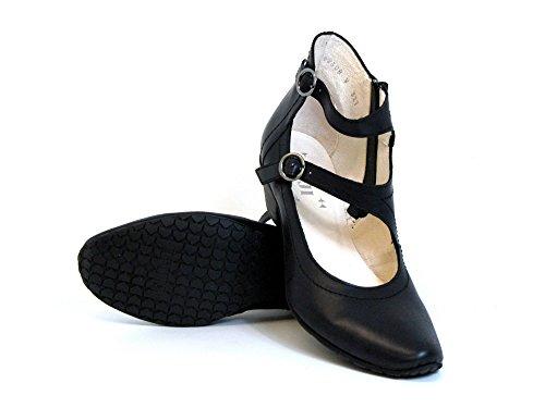 Fidji Mujeres Zapatos de tacón negro, (schwarz) P02V327011