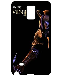 9047845ZB489988444NOTE4 Awesome Design The Elder Scrolls III: Morrowind Hard Case Cover For Samsung Galaxy Note 4