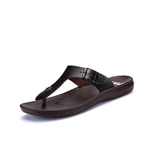 antiscivolo 25 Sandalscasual uomo pelle e nbsp; Uomo in impermeabile sandali Wet Melodycp infradito estate 4R7zAqRw