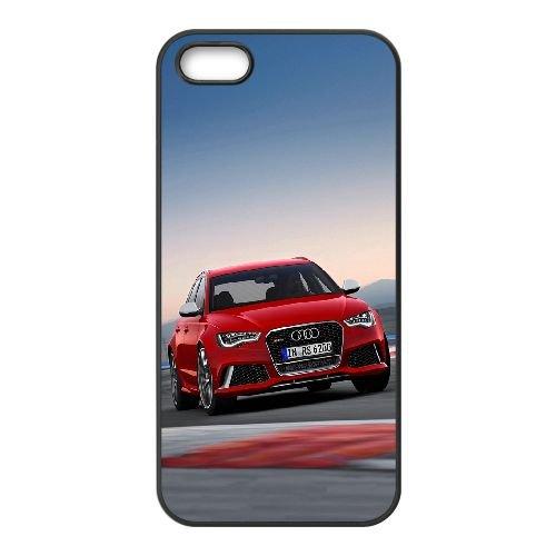 Audi RS S Parallax LV99VX5 iPhone 5 5s Handy-Fall Hülle R1JN0W6GN