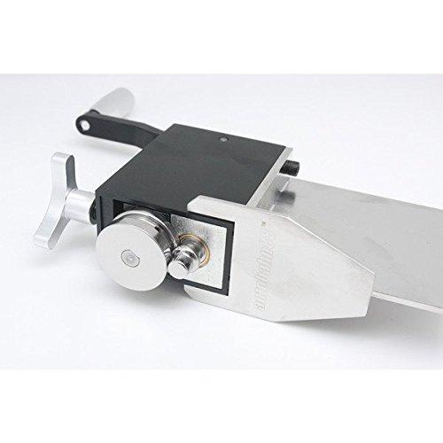 アルミパイプ Uビードフォーム リブ加工マシン ビードローラー B01EKOQT5Q