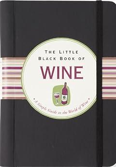 The Little Black Book of Wine by [Poyet, Elizabeth]