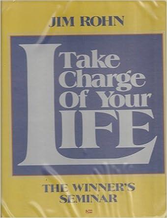 Take Charge of Your Life: Amazon.es: Rohn, Jim: Libros en ...