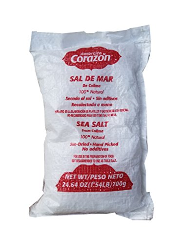 Mexican Sea Salt - Amorcito Corazon Sea Salt 1.54