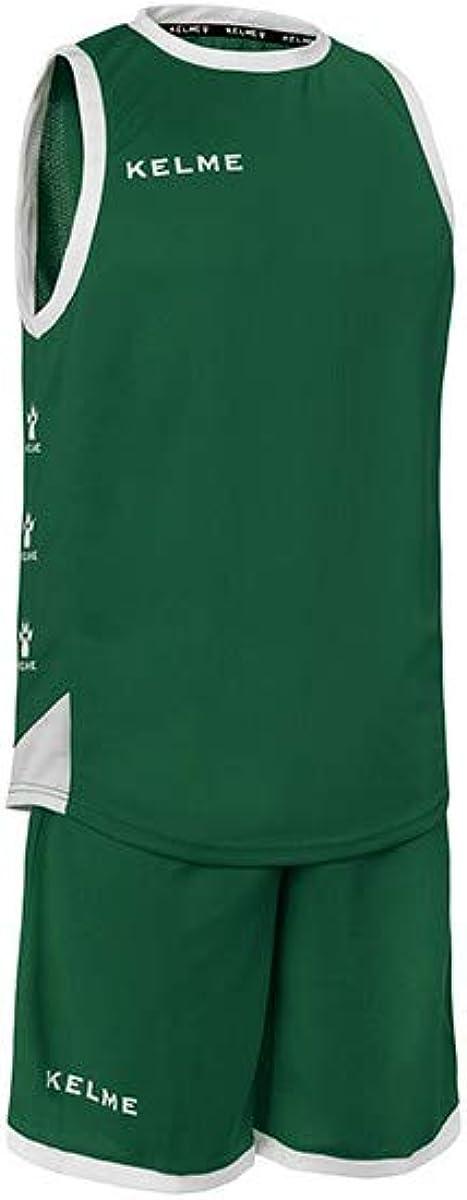KELME Vitoria Conjunto equipaciones de Baloncesto, Hombre: Amazon ...