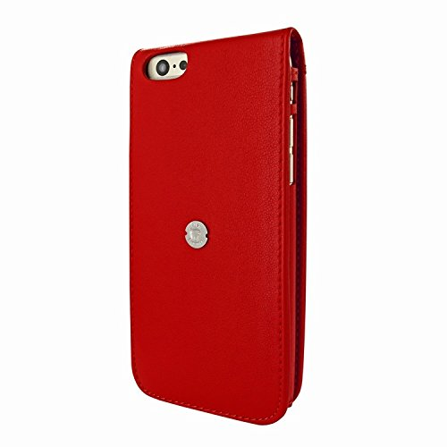 Piel Frama 689 Red Magnetic Leather Case for Apple iPhone 6 Plus / 6S Plus by Piel Frama (Image #3)