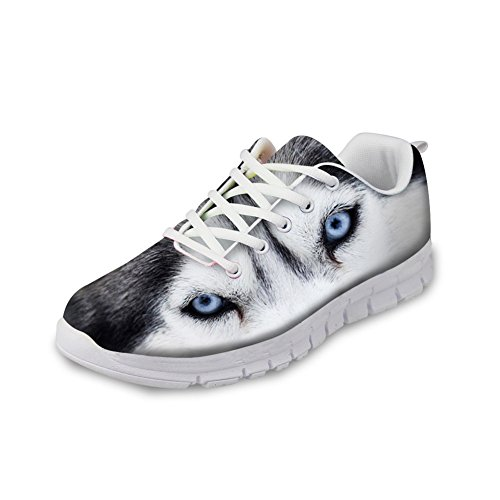 Husky Donna Nopersonality Nopersonality Collo Collo Basso XwHF74q