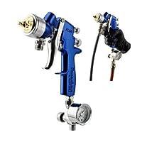DeVilbiss FLG57413 Pressure Feed Gun, 1 Pack
