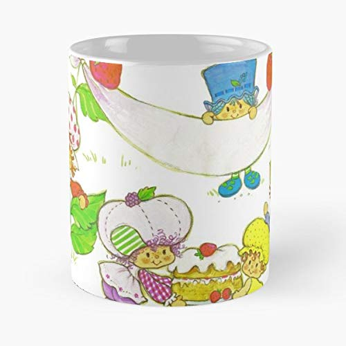 (Picnic Friends Vintage Inspired - Ceramic Novelty Mugs 11 Oz, Funny Gift)