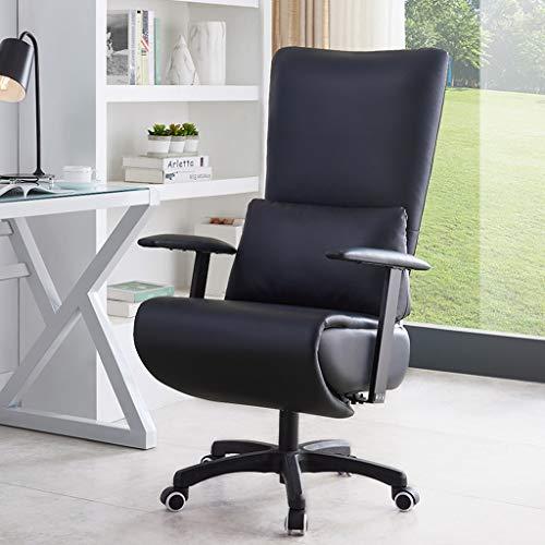 Aoyo stolar vilande chef stol ergonomisk kontorsstol, bekväm datorstol, hem baksäte kontorsmöbler
