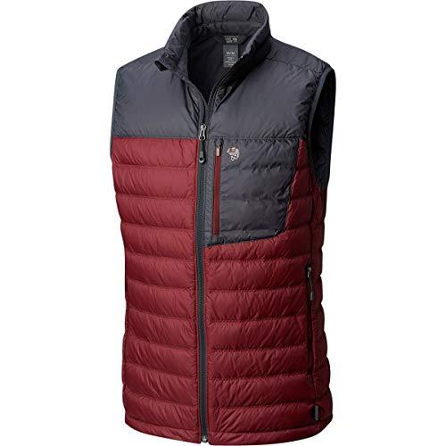 Mountain Hardwear Men's Dynotherm¿ Down Vest Smith Rock Medium
