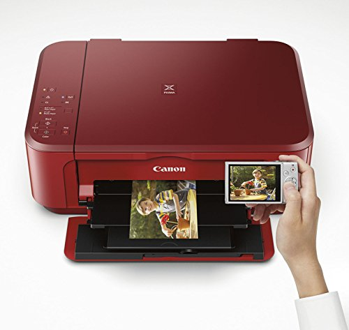 Canon MG3620 All-In-One Color Inkjet with Mobile Printing,
