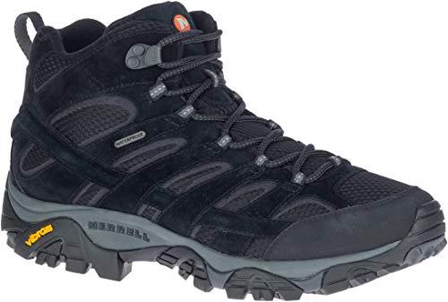 Merrell Men's Moab 2 Mid Waterproof Hiking Boot