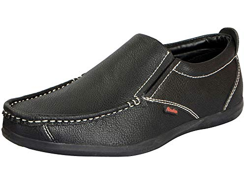 BATA Men's Synthetic Casual Slip On Shoes