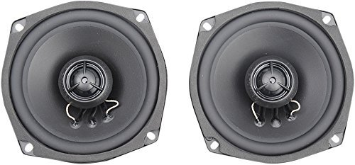 Hogtunes 356R Replacement Rear Speaker (Gen3 5.25 s for 1998-2005 Harley-Davidson FLH Touring Models) [並行輸入品] B07Q2Y5ZYR
