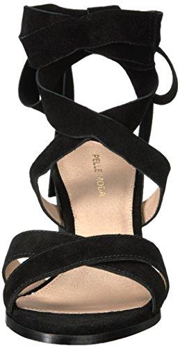Moda Bonjour Women's Black Pelle SD YpRP00