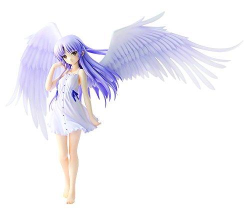 Dengekiya limited angel figure ''Angel Beats!'': Good Smile Company production cooperation