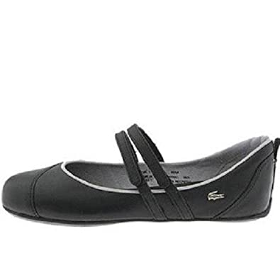 purchase cheap cad23 60c9b Lacoste Irina 13SRW0061 Ballerina schwarz/weiß, Schuhgröße ...