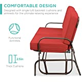 Best Choice Products 2-Person Outdoor Glider Bench