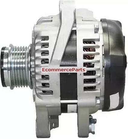 Morsetto: B+ M6 Alternatore-Corrente carica: 90 A N/° alette: 5 Alternatore 9145374919488 EcommerceParts Tensione: 12 V Puleggia-/Ø: 53 mm