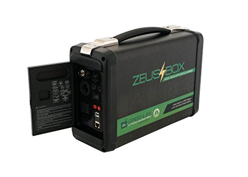 Greenlife Battery Zeus Box Generator For House