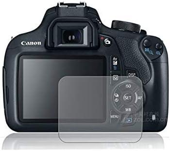 Membrane 3 x Protector de Pantalla compatibles con Canon EOS 1200D ...