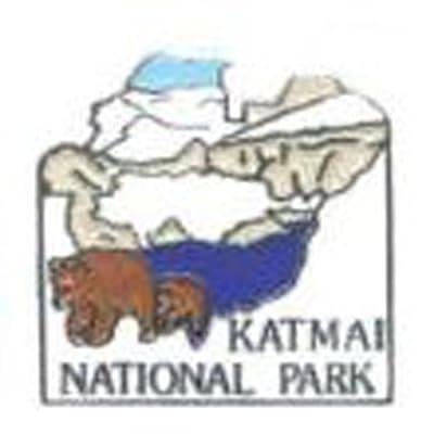 Cheap Katmai National Park Pin
