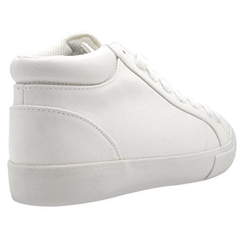 on Easy Pu Fashion Premier Walking Casual Shoe Women's Standard Everyday White T Slip wpFBqSzp
