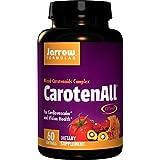 Jarrow Formulas CarotenALL, For Cardiovascular, Vision and Prostate Health, 60 Softgels