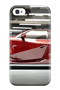 For Iphone 4/4s Protector Case The Future Car Phone Cover