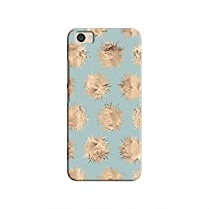 Cover It Up - Sand Star Cyan V5 Plus Hard Case