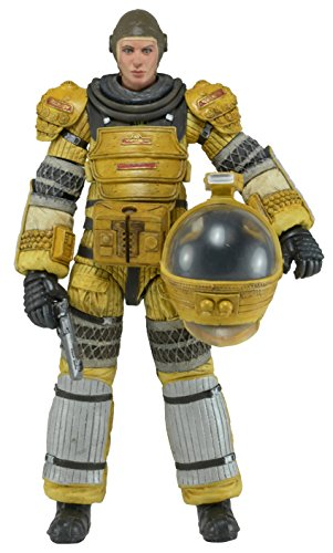NECA Aliens - Series 6 Amanda Ripley Torrens Space Suit Action Figure (7
