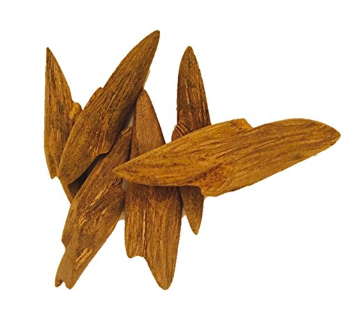 Mohavy Vintage Wood Agarwood Oud Chips Aquilaria Bakhoor Incense, 1 oz by Mohavy