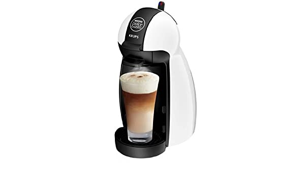 Krups Nescafé Dolce Gusto Piccolo - Cafetera de monodosis ...