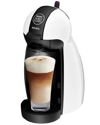 Krups Nescafé Dolce Gusto Piccolo - Cafetera de monodosis (15 bar ...